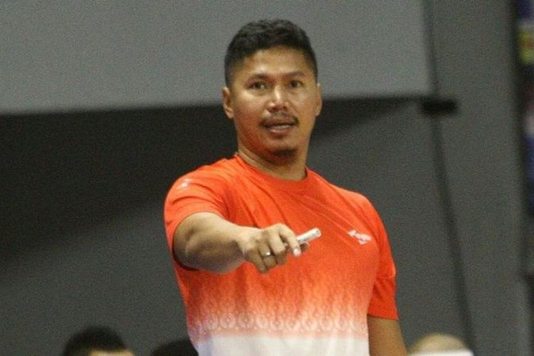 Pelatih NSH Jakarta, Wahyu Widayat Jati alias Cacing.