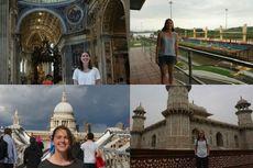 Kisah Perempuan AS Berhasil Kunjungi Seluruh Negara di Dunia dalam 18 Bulan