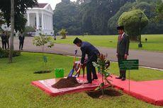 Bertemu Jokowi di Istana Bogor, Sultan Brunei Disambut Lantunan Shalawat
