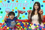Bocah Tujuh Tahun Raup Rp 314 Miliar dari YouTube