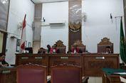 Aa Gatot Absen karena Stroke, Hakim Tetap Bacakan Vonis