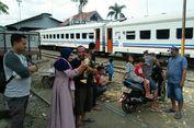 Tertahan Berjam-jam di Stasiun Akibat Longsor, Penumpang KA Jengkel
