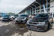 Komunitas Nissan Skyline GT-R Beri Edukasi Aman Berkendara