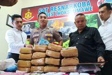 Polisi Tangkap 13 Tersangka Narkoba di Lhokseumawe Selama Januari