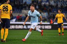 Hasil Pekan Ke-25 Serie A Liga Italia, Lazio Salip Inter Milan