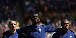 Pogba: Saya Pemain Paling Sering Dikritik di Dunia