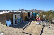 Paksa Tiga Anak Hidup di Rumah Triplek, Orangtua di California Ditahan