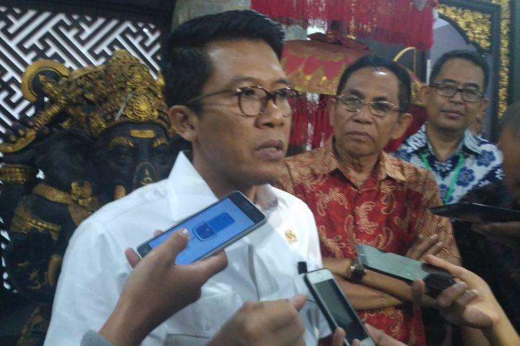 Anggota Komisi XI DPR RI, M Misbakhun,