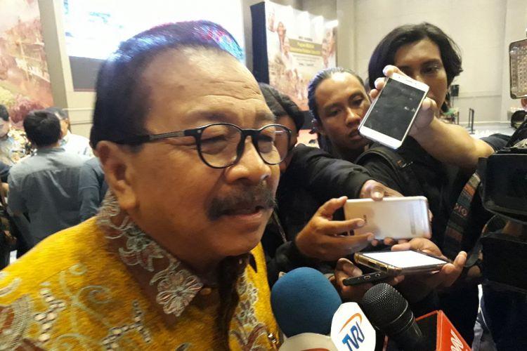 Ketua DPD Partai Demokrat Jatim, Soekarwo