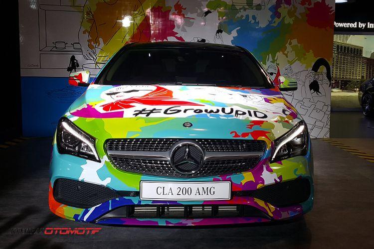 Mercedes-Benz CLA 200 Grow Up