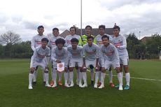 Skuad Garuda Select Kompak Petik Pelajaran Saat Lawan Arsenal U-16