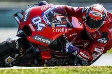 Jelang MotoGP Perancis, Dovizioso Desak Ducati Tingkatkan Corner Speed