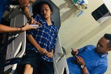 Unjuk Rasa Ricuh, 1 Mahasiswa dan 9 Polisi Terluka