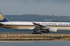 Singapore Airlines Hapus Rute Canberra-Wellington