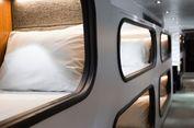 Bus Ini Tawarkan Perjalanan Bagai Menginap di Hotel Mewah