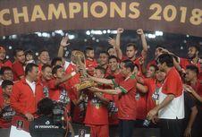 Bambang Pamungkas Kehilangan Medali Saat Pesta Juara
