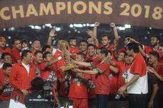 Ismed Sofyan Optimistis Persija Kalahkan Tampines Rovers