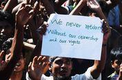 Rencana Pemulangan Pengungsi Rohingya Tertunda Usai Pemilu Bangladesh