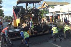 Ratusan Km Jalan Nasional di Trenggalek Diperbaiki untuk Arus Mudik Lebaran