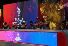 EVOS Jadi Salah Satu Wakil Grup B untuk Final Piala Presiden Esport
