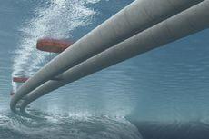 Norwegia Bakal Bangun Terowongan Terapung