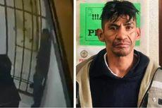 Bertubuh Kurus, Pencuri Ini Kabur dengan Melewati Sel Penjara