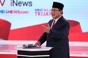 Kata Timsesnya, Prabowo Terlalu Sabar Saat Debat Kedua