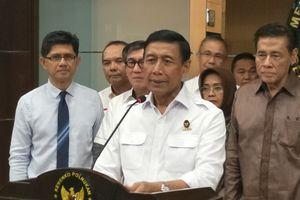 Wiranto: Hak Angket Pengangkatan Pj Gubernur Jabar, Silakan Saja