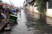 Pintu Air Pasar Ikan Siaga 2, 9 Wilayah Ini Terancam Banjir Rob