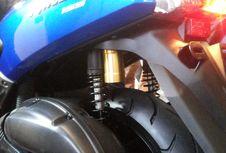 NMAX Lama Bisa 'Up Grade' Shock dan Speedometer Model Terbaru