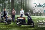 Yamaha Mau Ikutan Main Motor Hybrid?