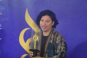 Jadi Pemeran Utama Pria Terbaik, Gading Marten Ingin Tidur Memeluk Piala Citra