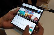 Huawei Patenkan Penerus Ponsel Layar Lipat Mate X