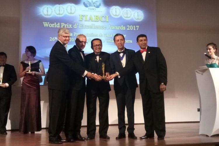 Sinar Mas Land meraih penghargaan dalam FIABCI World Prix d'Excellence 2017