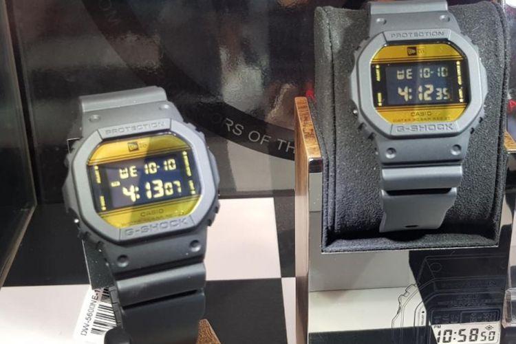 New Era x G-Shock DW-5600