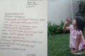 Bahagianya Bulan Setelah Dapat Kursi Roda dari Jokowi...
