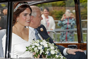 Memahami Makna Buket Bunga Pernikahan Putri Eugenie
