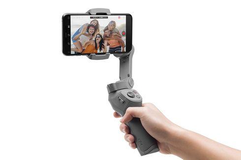 Gimbal Smartphone DJI Osmo Mobile 3 Lebih Murah dan Bisa Dilipat