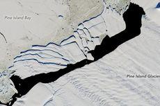 NASA Rekam Pecahnya Gunung Es di Antartika, Apa Penyebabnya?