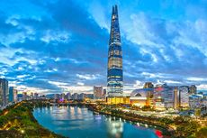 Ini Dia Sepuluh Gedung Tertinggi di Dunia 2017