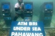 Penenggelaman 3 Mesin ATM di Bawah Laut Tuai Kritik
