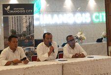 Sampai Mei Lalu, 50 Persen Unit Cimanggis City Terjual