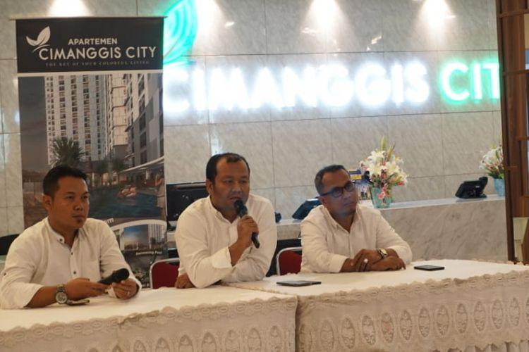 Direktur Utama PSM Agus Susilo, Sabtu (2/6/2018), menuturkan hingga Mei 2018 ini lebih dari 50 persen unit apartemen terjual dengan pembukuan pendapatan lebih dari Rp 100 miliar.