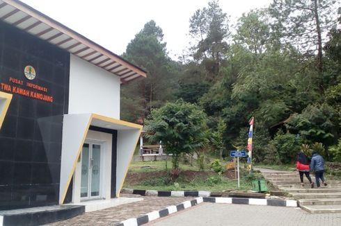 SK Perubahan Status Cagar Alam Kawah Kamojang dan Gunung Papandayan Sudah Final