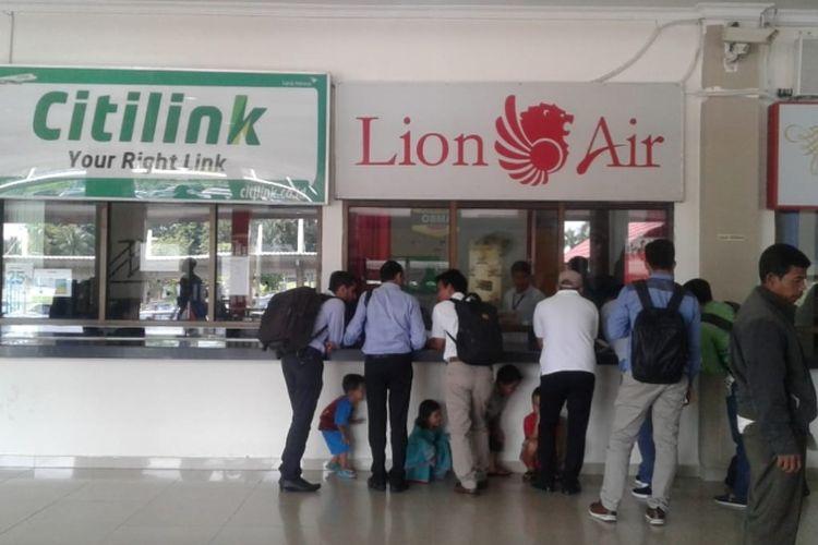 Suasana di Bandara Fatmawati Bengkulu