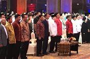 Hadiri Rapimnas Perindo, Jokowi Tetap Berdiri Saat Mars Dikumandangkan