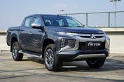 Video Varian Teratas Mitsubishi New Triton, Ultimate