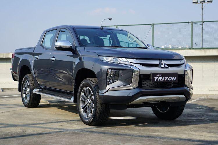 Detil produk terbaru Mitsubishi yang hadir di GIIAS 2019, New Triton Ultimate