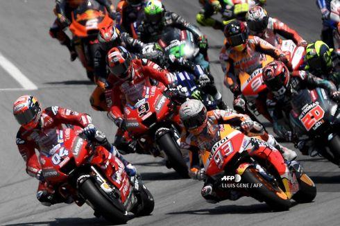 Jadwal MotoGP Inggris Akhir Pekan Ini