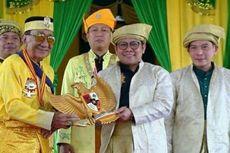 Cak Imin Dianugerahi Gelar dan Bintang Kehormatan dari Kesultanan Sintang